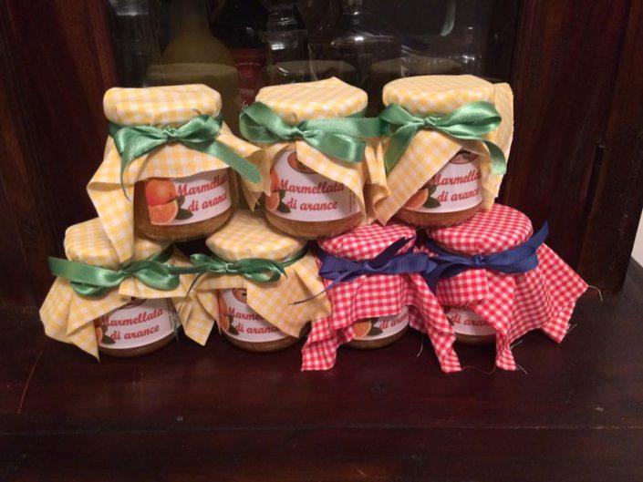 Marmellate di agrumi freschi
